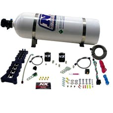 Nitrous Express 20100-15 Phase 3 Conventional Plate Nitrous System