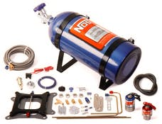 NOS 02001NOS Carbureted Plate Kits