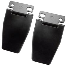 Omix-ADA 11218.04 Liftgate Hinge Kit, Black