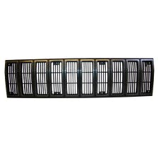 Omix-Ada 12035.25 Grille Insert Black and Gray