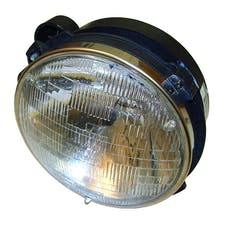 Omix-Ada 12402.03 Headlight Assembly with Bulb Left