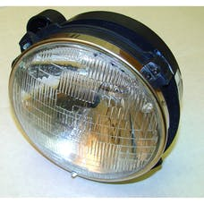 Omix-Ada 12402.04 Headlight Assembly with Bulb Right