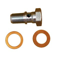 Omix-Ada 16721.09 Brake Master Cylinder Fitting Bolt Kit