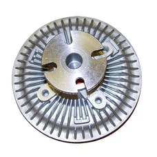 Omix-Ada 17105.02 Fan Clutch with Serpentine Belt
