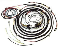 Omix-ADA 17201.07 Compete Wiring Harness with Cloth Wire Cover