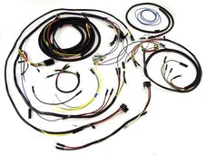 Omix-ADA 17201.08 Compete Wiring Harness with Plastic Wire Cover