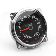 Omix-Ada 17206.04 Speedometer Cluster Assembly
