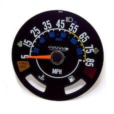 Omix-Ada 17207.03 Speedometer Gauge