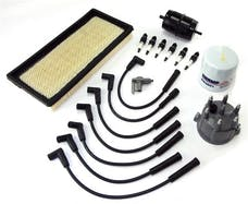 Omix-Ada 17256.27 Ignition Tune Up Kit 4.2L