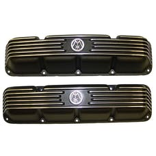 Omix-Ada 17401.10 Valve Cover, Polished