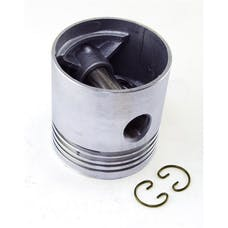 Omix-Ada 17427.16 Piston, .040, 226CI