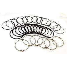 Omix-Ada 17430.07 Piston Ring Set Std, 2.5L/4.0L