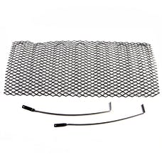 Outland Automotive 391140131 Mesh Grille Insert, Black
