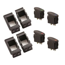 Outland Automotive 391723589 Rocker Switch Housing Kit