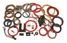 Painless 10220 28 Circuit Remote Mount Harness