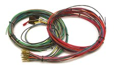 Painless 21000 Engine Harness only for 20101 w/o bulkhead connector-10 Circuits