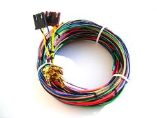Painless 21001 Engine Harness only for 20102 w/o bulkhead connector-11 Circuits