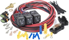 Painless 30118 Engine Cooling Fan Motor Relay