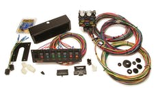 Painless 50003 12 Circuit Wiring Harness with 8-Switch Panel