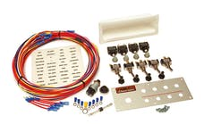 Painless 50334 Multi Purpose Switch Panel Kit