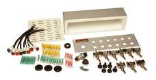 Painless 50341 Off-Road Weatherproof 6 Toggle Switch Panel w/Start Button