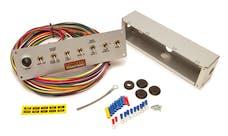 Painless 50410 8-Switch Pro Street Panel