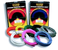 Painless 71868 18 Gauge White TXL Wire (25 ft.)