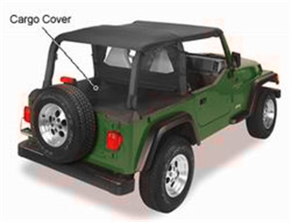 Pavement Ends 41825-15 Cargo Cover
