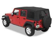 Pavement Ends 51201-35 Replay Fabric-only Replacement Soft Top
