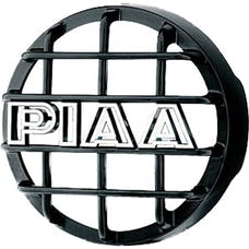 PIAA 45022 520 Series Black Lamp Grille Cover (Mesh, Single)