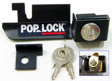 Pop and Lock PL2310 Manual Tailgate Lock