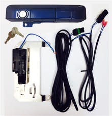 Pop and Lock PL85512 Manual Power Combo Kit