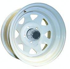 Pro Comp Steel Wheels 82-5885 82 15X8 5x5.5 3.75in.BS