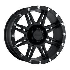 Pro Comp Wheels 7031-2955 Xtreme Alloys Series 7031 Black Finish
