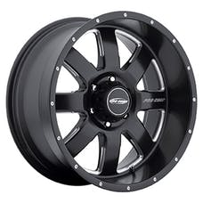 Pro Comp Wheels 5183-7985 Xtreme Alloys Series 5183 Black Finish
