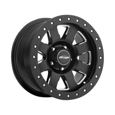 Pro Comp Wheels 5184-7973 Xtreme Alloys Series 5184 Matte Black Finish