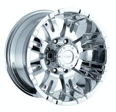 Pro Comp Wheels 6001-7985-1 Xtreme Alloys Series 6001 Chrome Finish