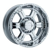 Pro Comp Wheels 6089-8983 Xtreme Alloys Series 6089 Chrome Finish