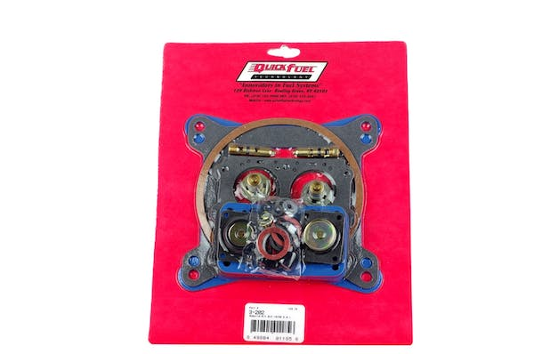Quick Fuel Technology 3-202QFT Carburetor Rebuild Kit