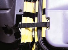 Rampage Products 769401 Adjustable Door Strap