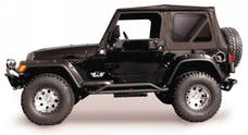 Rampage Products 68735 Complete Soft Top Kit Black Diamond