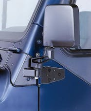 Rampage Products 8691 Mirror Relocation Brackets