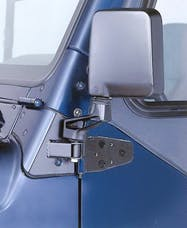 Rampage Products 8685 Mirror Relocation Brackets