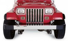Rampage Products 7511 Grille Insert Chrome