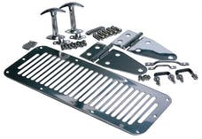 Rampage Products 7499 Complete Hood Kit Stainless