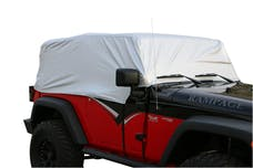 Rampage Products 2263 Cab Cover Silver