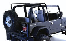 Rampage Products 69999 Soft Top Replacement Hardware