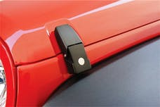 Rampage Products 76336 Hood Catch Kit Black