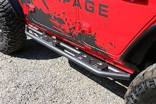 Rampage Products 88735 Rock Crawler Style SRS Retractable Side Bar Step