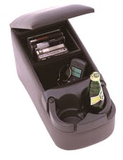 Rampage Products 39223 Center Console Charcoal
